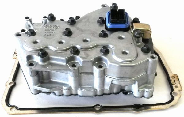 1997-2002 TAAT SATURN VALVE BODY WITH BONDED GASKET REMANUFACTURED